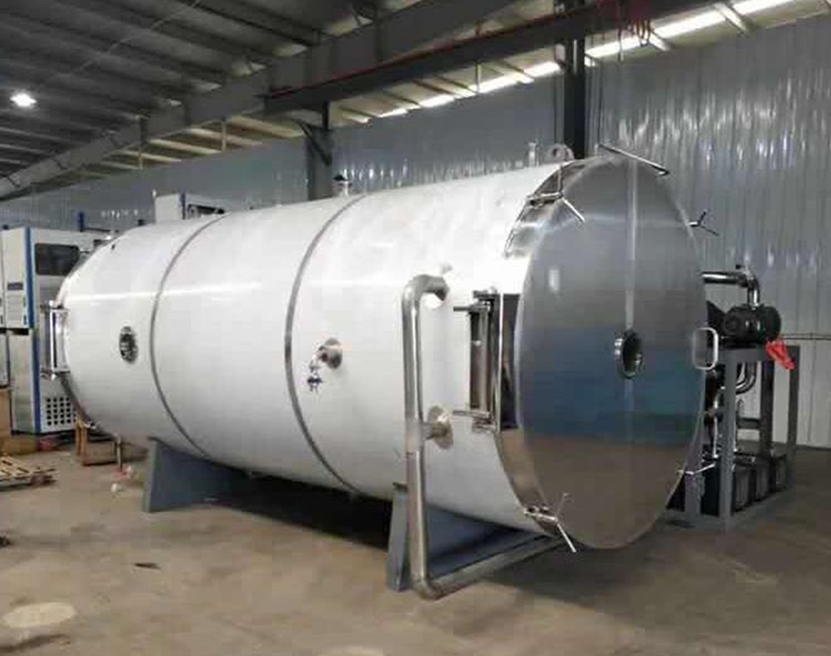 硅油原位批量生产型冻干机(水冷)
